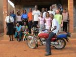 Jozef Suvada-misia v Ugande-kolegovia